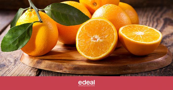 Los geniales beneficios de las naranjas