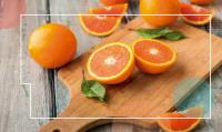 Propiedades de frutas y verduras: La Naranja